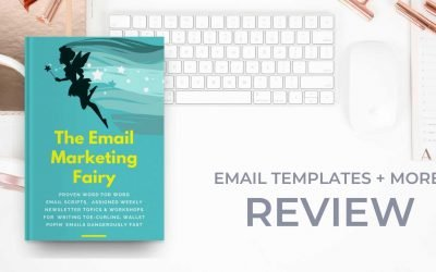 Done-for-you Email Templates You Need: Email Marketing Fairy by Kate Doster Review
