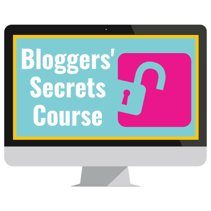 Bloggers' Secrets by the savvy couple online course