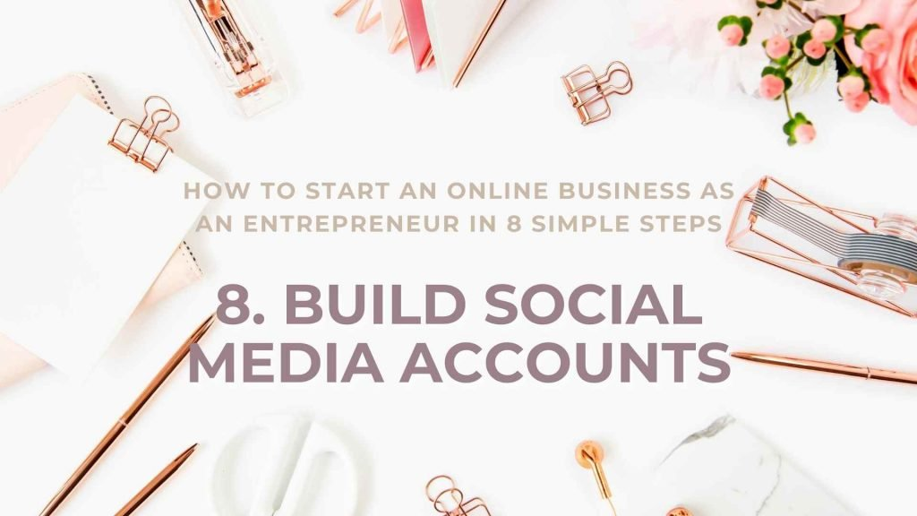 There are numerous things to consider when starting an online business. With the saturated amount of information on the internet, you might get stuck wondering what your steps should be and where to even start. Here are 8 simple steps you can follow to help you start and grow your business. Here is the guide to show you exactly how to start an online business as an entrepreneur.