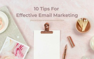 10 Effective Email Marketing Tips for you to start right away