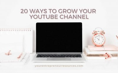 20 Ways To Grow on YouTube, Get More People Watching and Recommending Your Videos