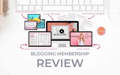 Blogger's Glitterati Review: Online Entrepreneur Academy by Everyday She's Sparkling + BONUSES