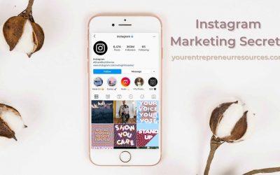 Instagram Marketing Secrets: 8 Key Lessons to master how Instagram works, Instagram tips and strategies