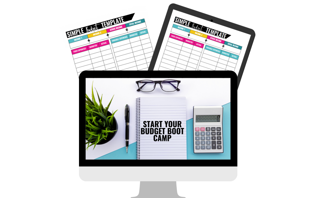 Start Your Budget Boot Camp by the Savvy Couple