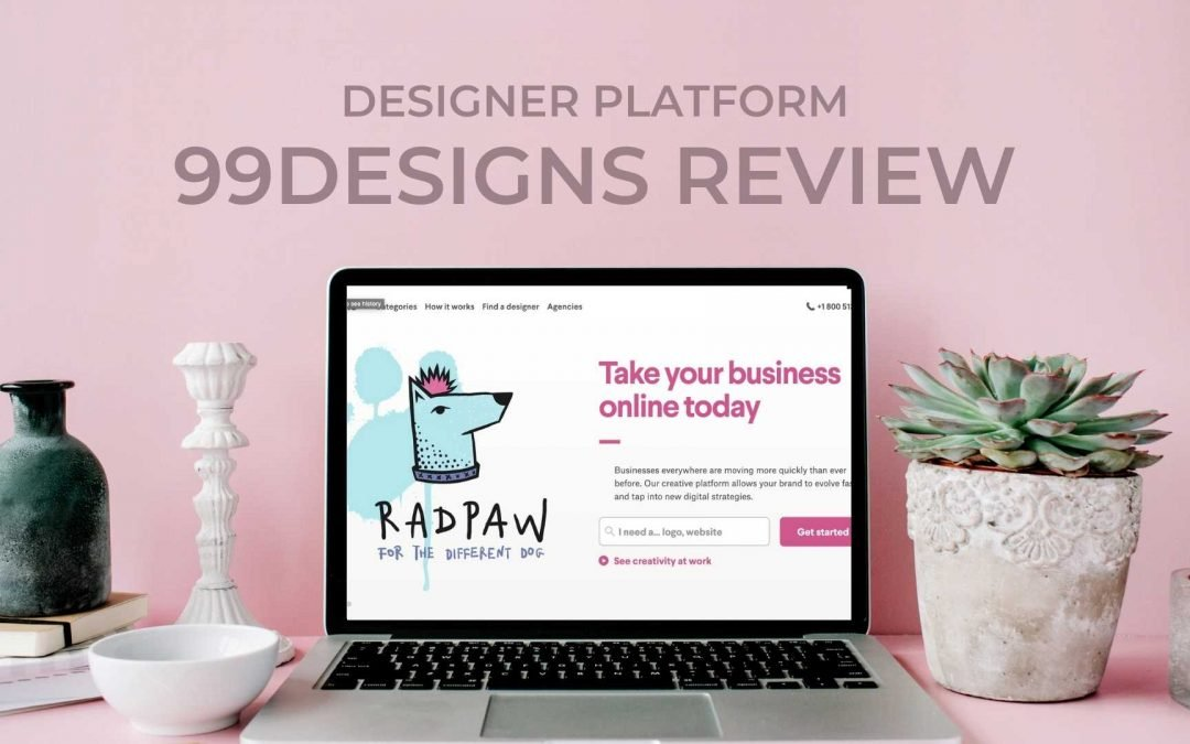 99designs review: Is this designer platform right for you? Features, Pro's & Con's