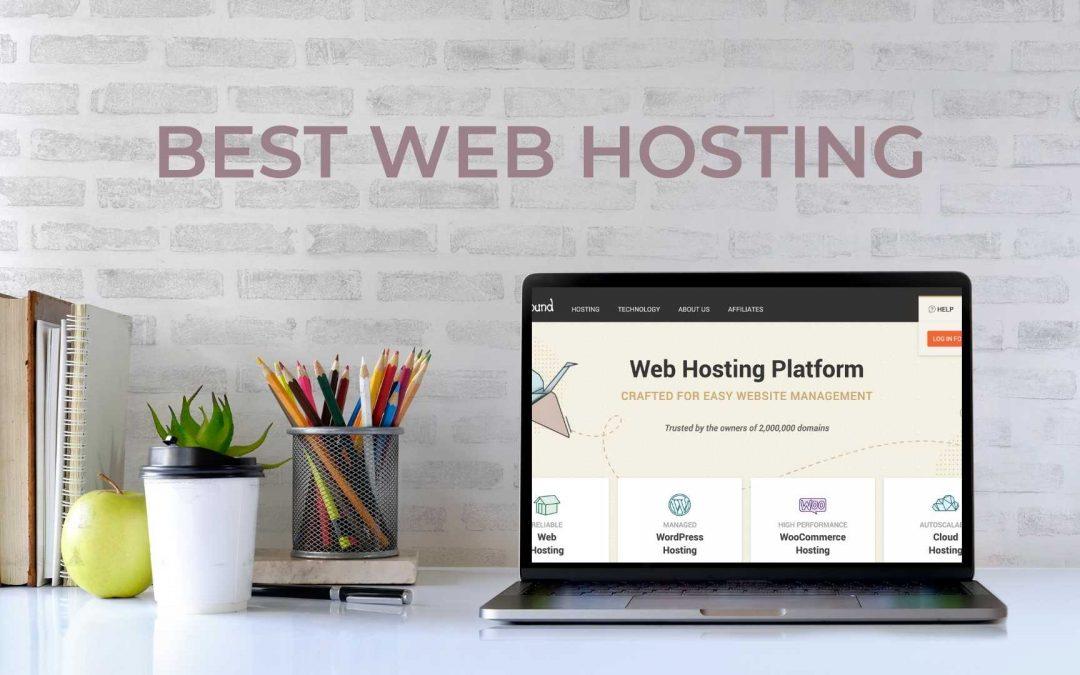 Best Web Hosting for Beginners: Affordable, Fast & Secure Web Hosting