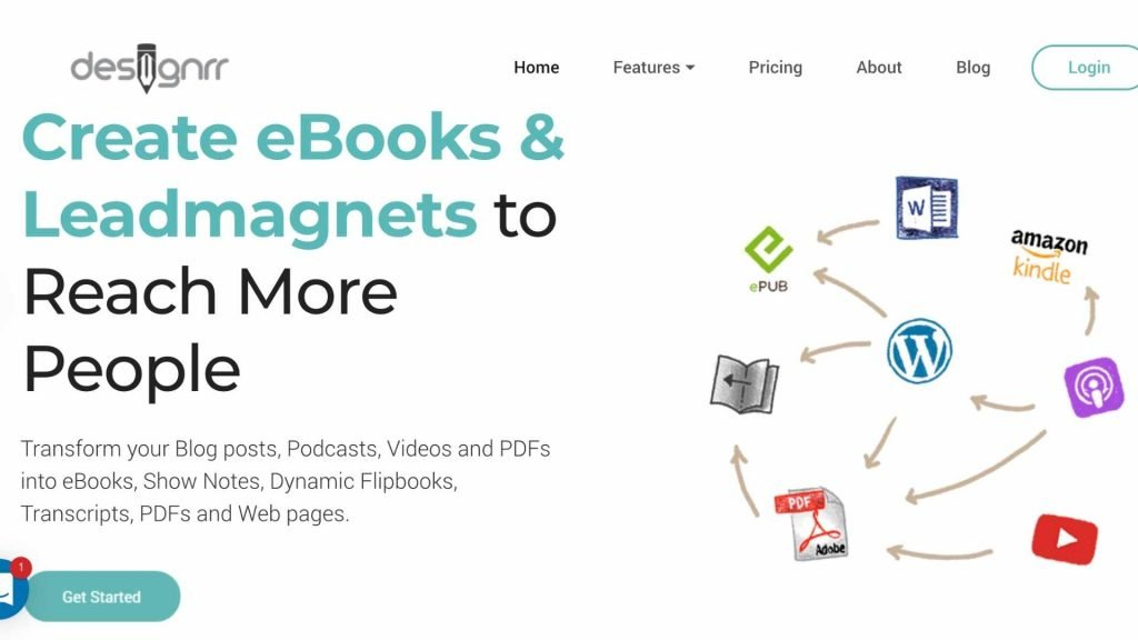 You might have created a lead magnet to attract your target audience or an ebook to sell on your e-commerce platforms. You might have struggled or spent way too much time trying to perfect the designs or the layout. If you're a Canva lover like me, you would have probably realised that although Canva designs are great, it is difficult to create ebooks with Canva.Check out this Designrr review to find out exactly what this eBook creator is, the features, the pro's and con's and exactly if Designrr is right for you.