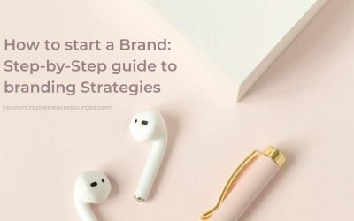How to start a Brand: Step-by-Step guide to branding strategies, Personal Brand vs Business Brand