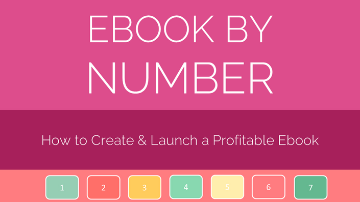 Ebook by Number by Start a Mom Blog
