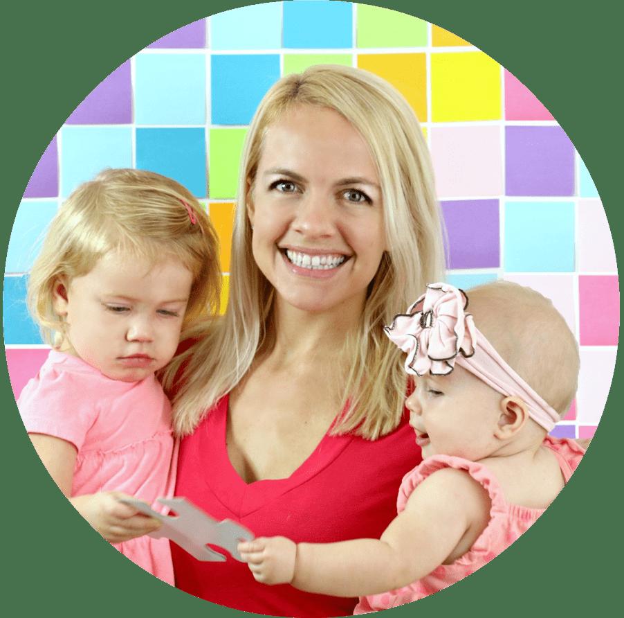 Suzi from Start a Mom blog