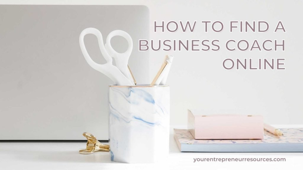 How to find a Business Coach Online