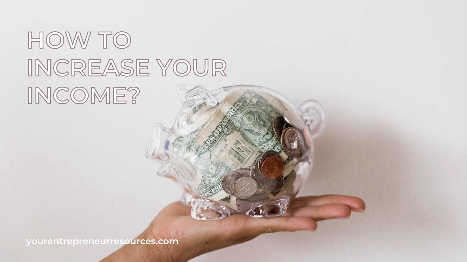 How to increase your income? 7 action steps to make more money online