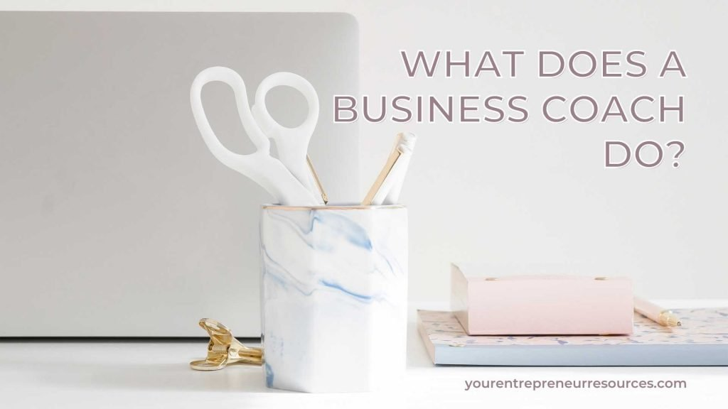 What does a business coach do?