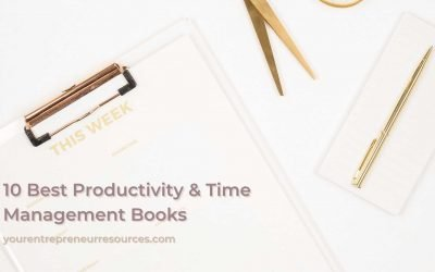 10 Best Productivity Books & Time Management Books