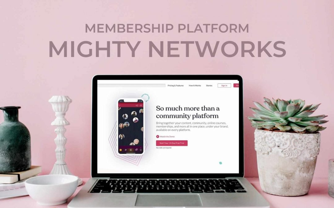 Mighty Networks Review: Create Your Own Community and Online Courses, Pros and Cons