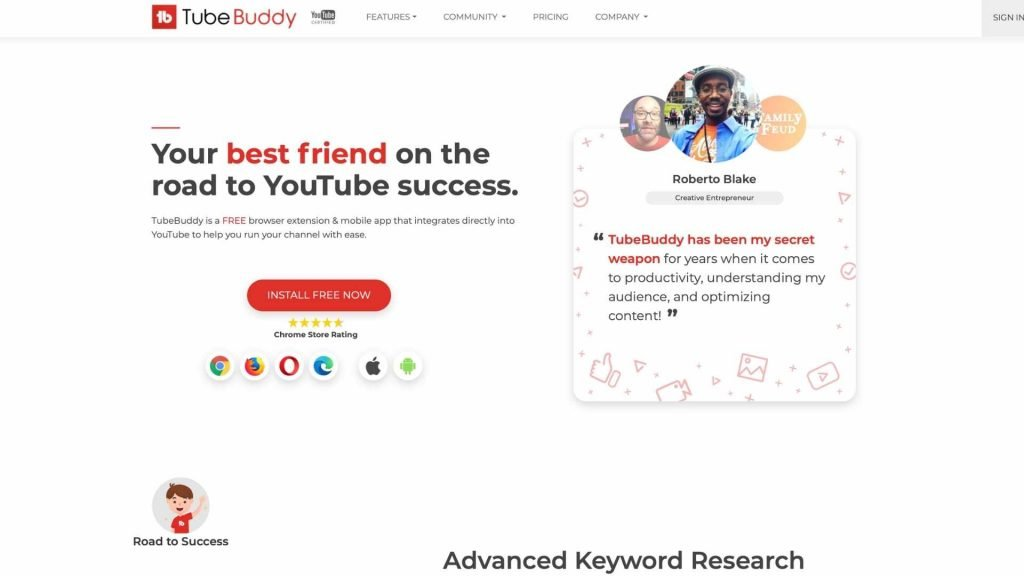 Looking to expand your YouTube channel's reach? Your SEO is crucial in the process of expanding your reach, and using a quality YouTube SEO tool is one of the most effective ways to do so. And among these tools, two of the most popular and convenient to use are TubeBuddy and VIDIQ. If you're looking for an effective and simple to use YouTube SEO tool, keep reading this review to find out more about the features, pros and cons, and pricing of TubeBuddy and VIDIQ.