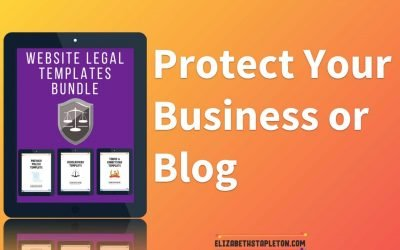 Website Legal Templates Bundle