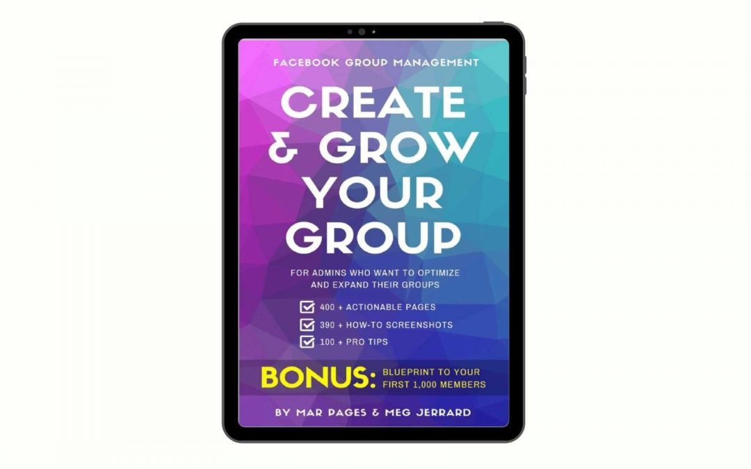 Create and Grow Your Group