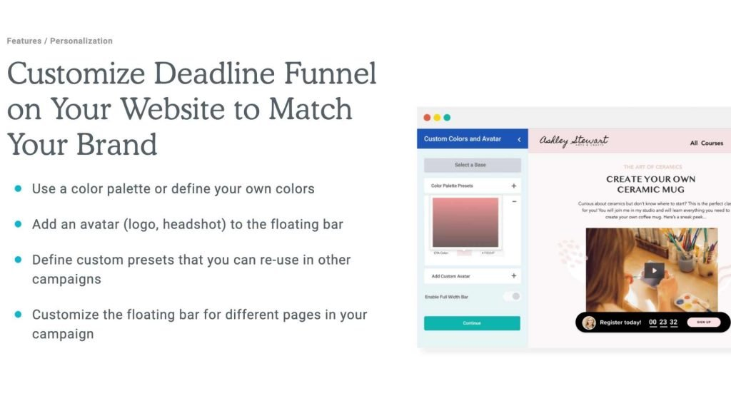 This Deadline Funnel review will go over what Deadline Funnel is, what features make up Deadline Funnel, its pros and cons, and break down their pricing packages to help you make sure if Deadline Funnel is the right tool for you.