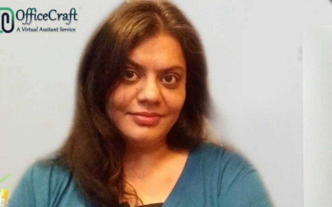 Rishika Inamdar from OfficeCraft Personal Branding Solutions