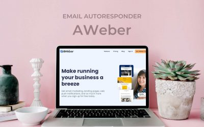 AWeber review: Email marketing software for Solopreneurs, Entrepreneurs & Small businesses