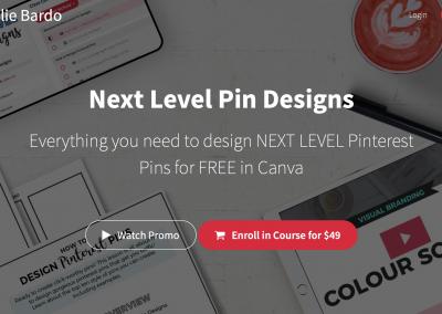 Next Level Pin Designs