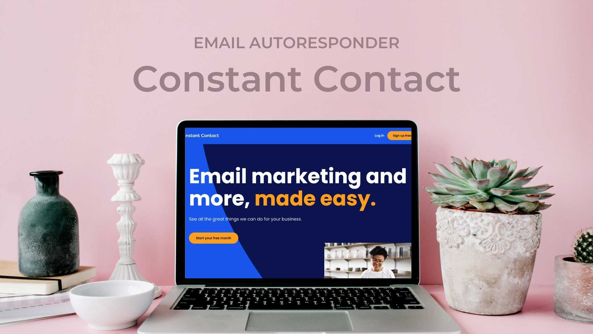 Constant Contact Review Is this Email Autoresponder worth it? Features, Pro's & Con's