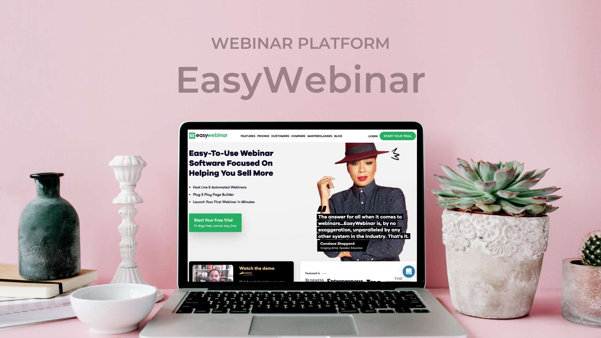 EasyWebinar Review What is the best platform to host webinars for your business