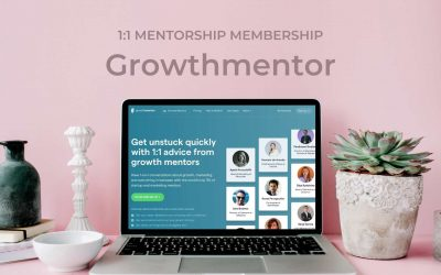 GrowthMentor review: Get unlimited 1:1 Mentorship from Startup & Marketing Mentors