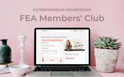 The Members' Club Review: Masterclasses & Community by Female Entrepreneur Association